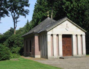 Mausoleum waar tot op heden het stoffelijk overschot van Wilhelm II rust - cc