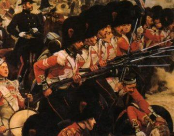 Coldstream Guards – R. Caton Woodville, 1896