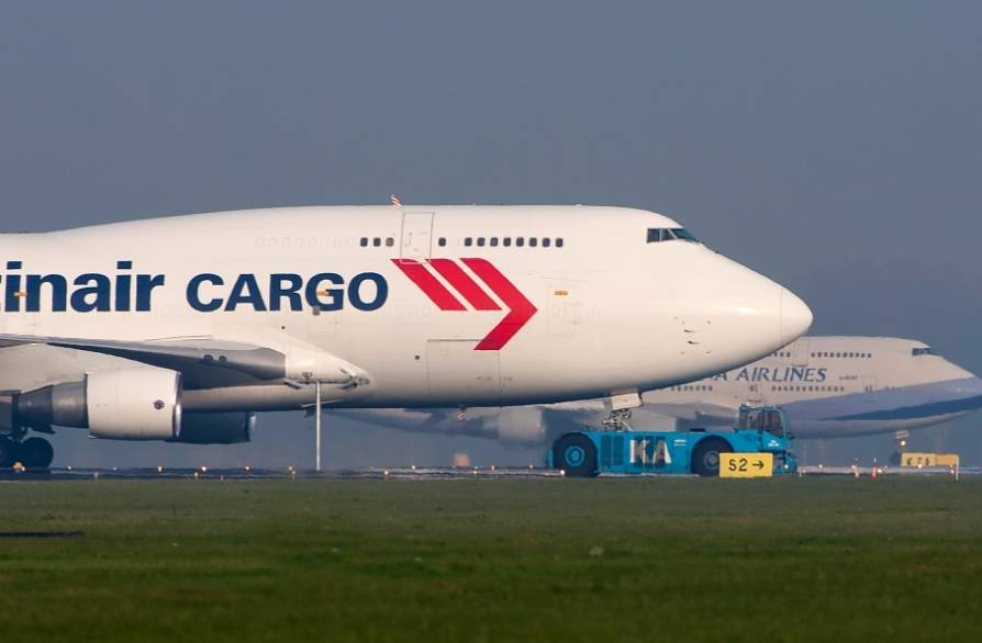 Boeing 747 van Martinair - cc