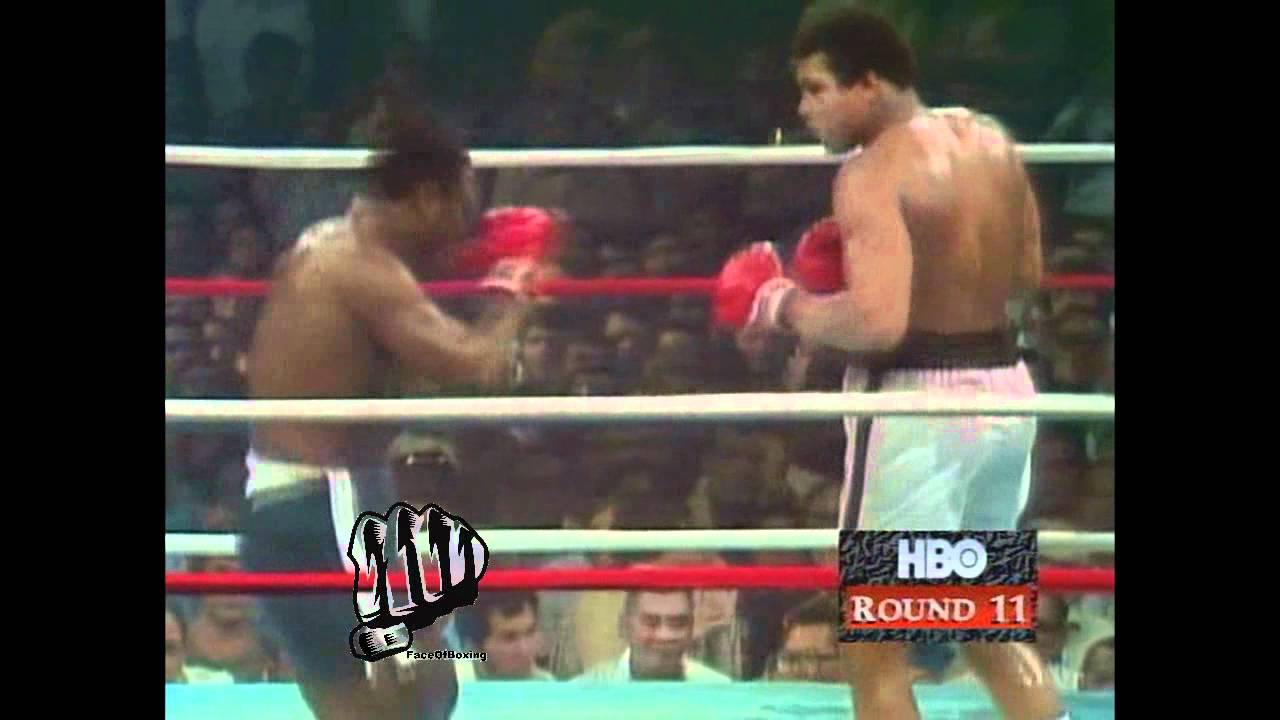 Muhammad Ali vs. Joe Frazier (Still YouTube)