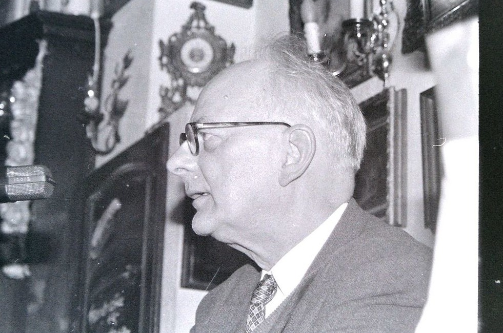 Arie van Deursen in 2002