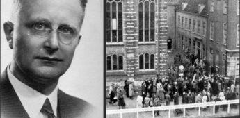 De protestrede van hoogleraar Cleveringa (1940)