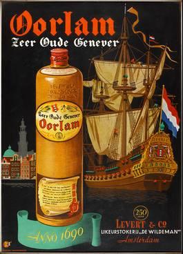 Oorlam - Zeer Oude Jenever (Jenevermuseum)