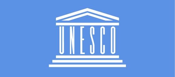 Logo van Unesco