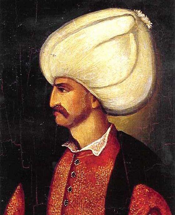 Sultan Süleyman I, portret toegeschreven aan Titiaan, ca. 1530