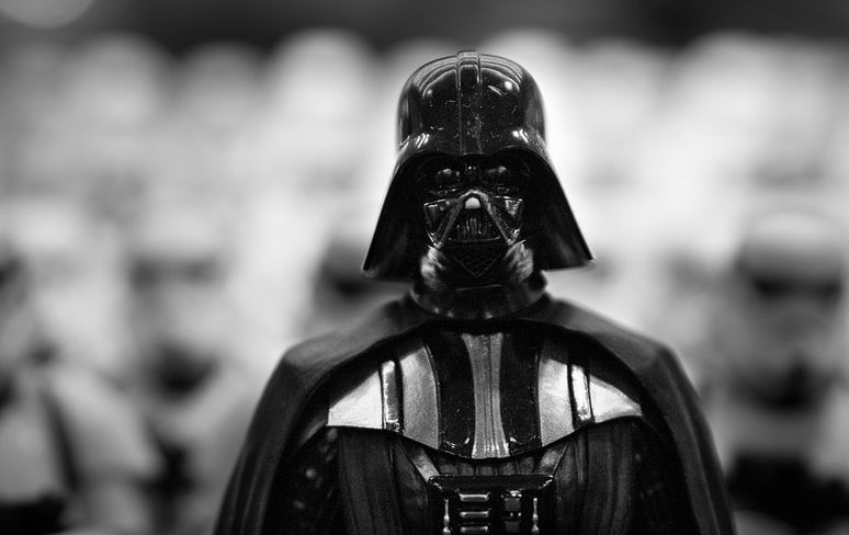 Darth Vader (cc - Pixabay - Voltordu)