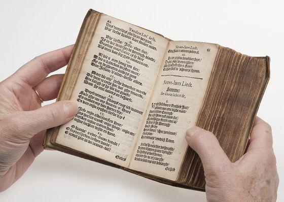 De Wel-klingende Luyte (1647)