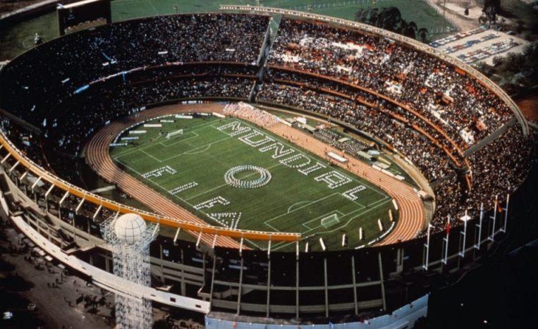 Stadion van het WK 1978 - Buenos Aires (Publiek domein - wiki)