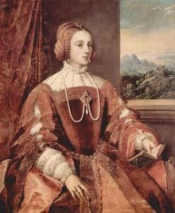 Isabella van Portugal (1503-1539)