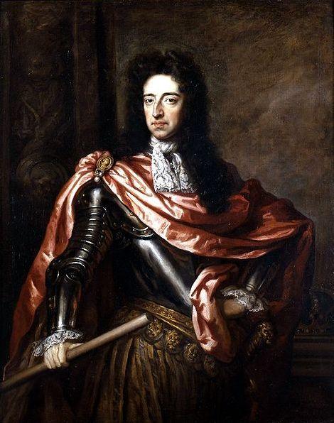 Koning-stadhouder Willem III