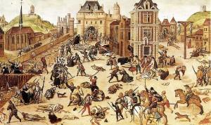 De Franse Bartholomeüsnacht