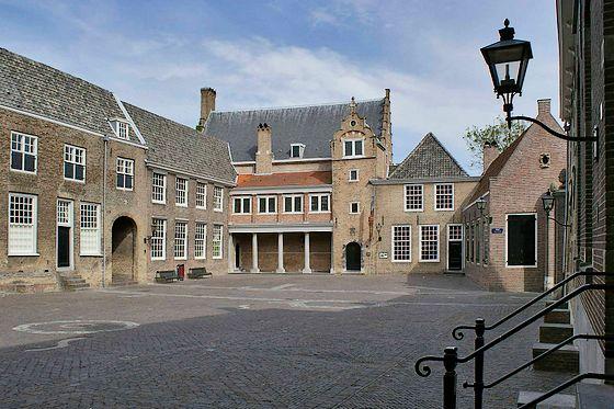 Hof van Dordrecht – Foto: Collectie Erfgoedcentrum DiEP