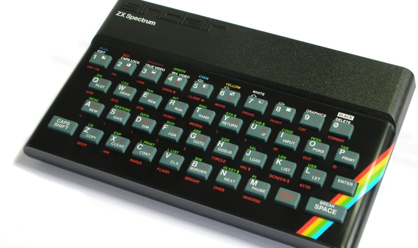 Clive Sinclair (1940) - Maker van de ZX Spectrum