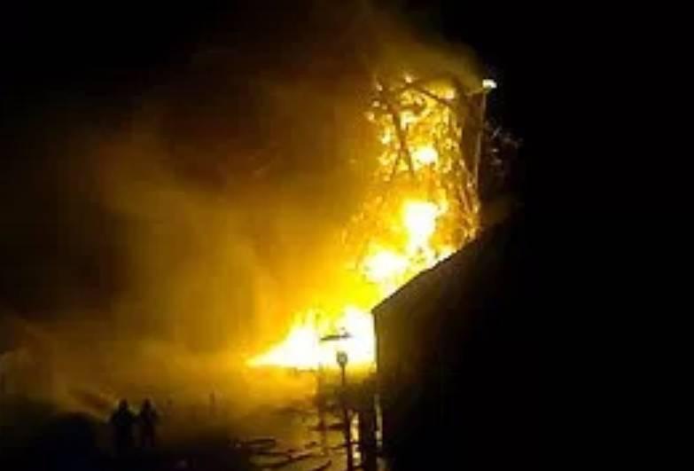 De brandende molen - Still YouTube