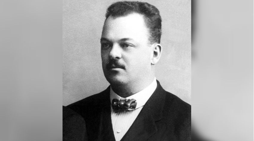 Gideon Sundback (1880-1954) - En de moderne ritssluiting