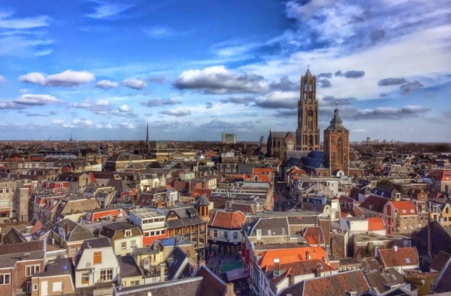 Utrecht (cc - Pixabay)