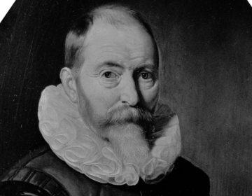 Willem Jansz. Blaeu (1571-1638), toegeschreven aan Thomas de Keyser