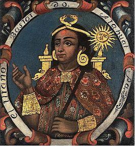 Atahualpa, de laatste Sapa Inca