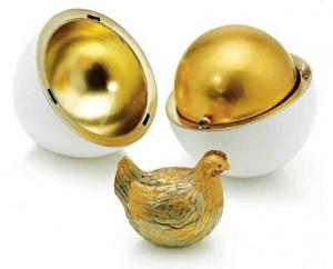 Het eerste Fabergé-ei, 1885