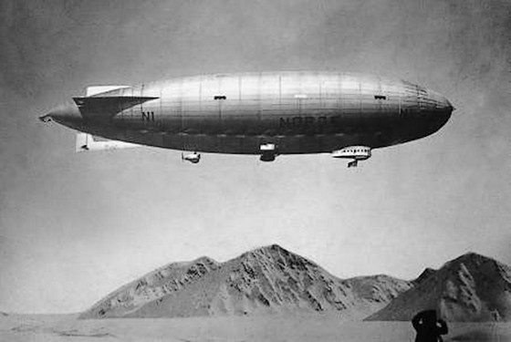 Luchtschip Norge