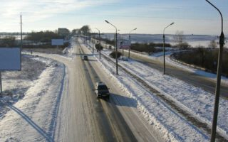 De huidige autosnelweg M12 volgt voor een groot deel het traject van de Durchgangsstrasse IV