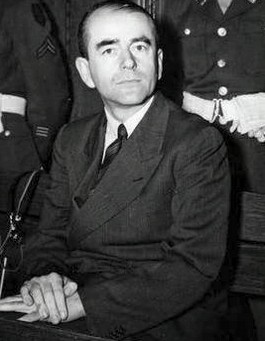 Albert Speer in Neurenberg