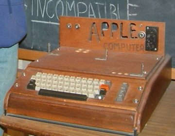 Apple I (CC BY-SA 2.0 - rebelpilot)