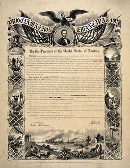 Emancipatieproclamatie