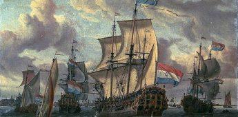 De Europese expansie en de Nederlandse economie, 1600-1800