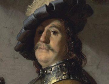 Man met halsstuk en hoed (ca. 1626) - Rembrandt van Rijn