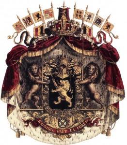 Koninklijke wapen van België