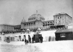 Kurhaus rond 1900