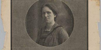 Suze Groeneweg betrad als eerste vrouw de Tweede Kamer