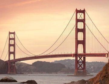 Golden Gate Bridge (CC0 - Pixabay Free-Photos)