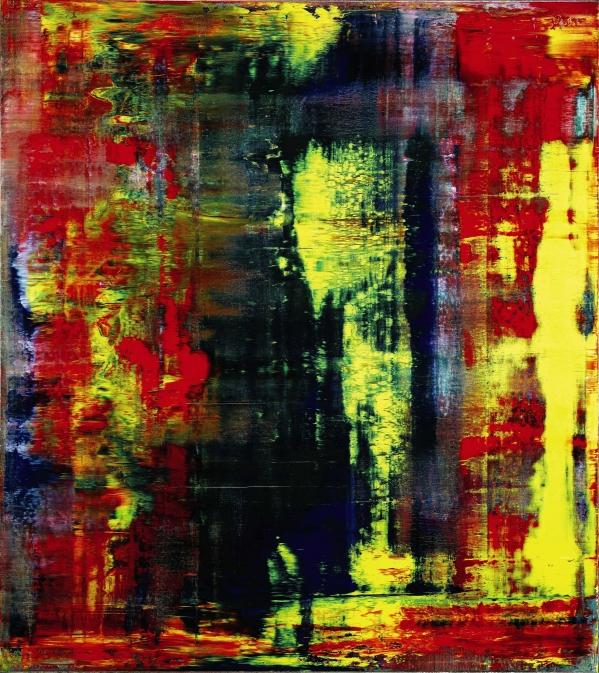 Abstraktes Bild (809-4) - Gerhard Richter