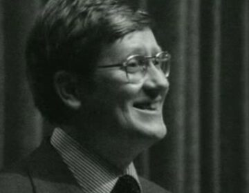 De lachende derde, Hans Wiegel van de VVD, 1977
