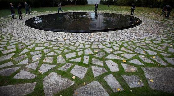 Roma & Sinti monument Berlijn