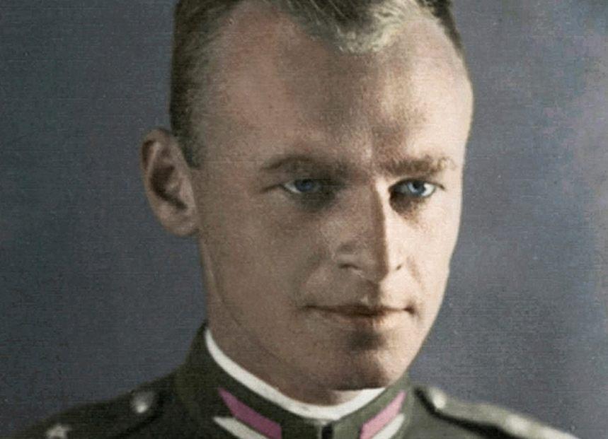 Witold Pilecki, voor 1939 (Publiek Domein - wiki)