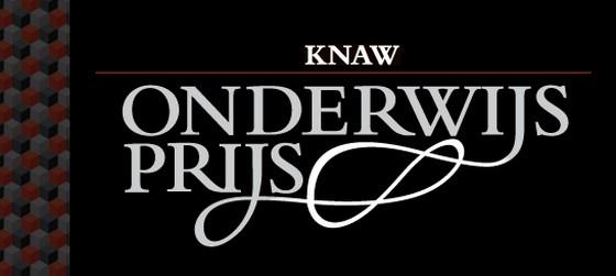 KNAW onderwijsprijs