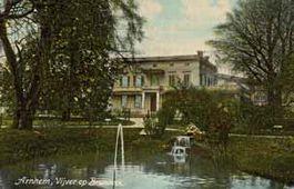 Landgoed Bronbeek in 190