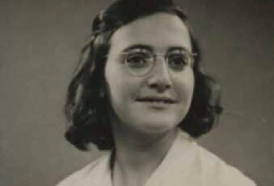 Margot Frank in 1939 – Foto: Anne Frank Huis