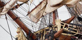 William Rex, een scheepsmodel van formaat