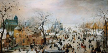 Hendrick Avercamp en zijn oer-Hollandse winterlandschappen