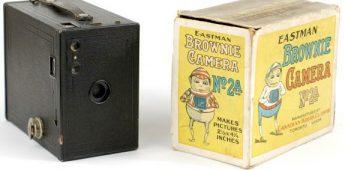 De Brownie Camera en de elfjes van Palmer Cox