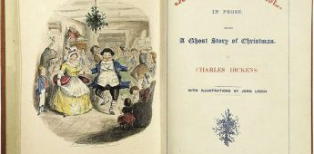 19 december 1843 – 'A Christmas Carol' van Charles Dickens verschijnt