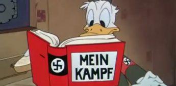 Kersttekenfilm uit 1939 waarschuwde wereld voor oorlog