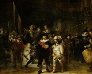 De Nachtwacht - Rembrandt van Rijn