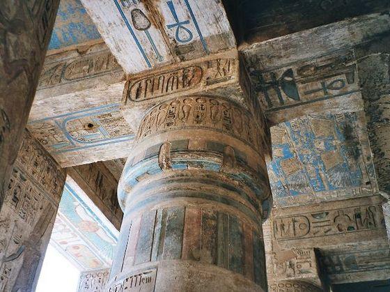 Dodentempel van Ramses III