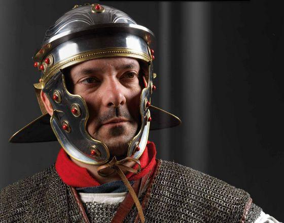 Indrukwekkend fotoboek over Romeinen in Noordwest-Europa