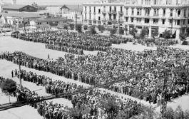 Registratie van Joden in Thessaloniki tijdens de Tweede Wereldoorlog